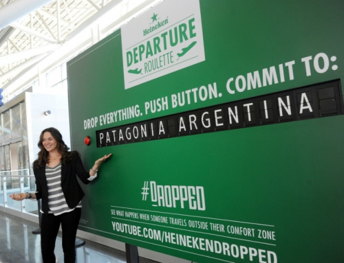 Heineken – Departure Roulette